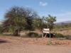 09 overnachten in ons busje bij Hospedaje Leandra op het platteland in het dorpje Los Baldecitos
