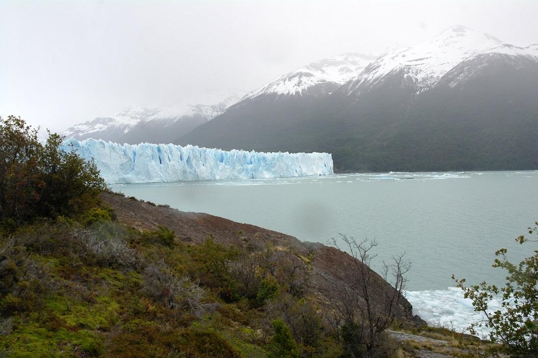 20 Wandeling langs de oever van het Lago Argentino