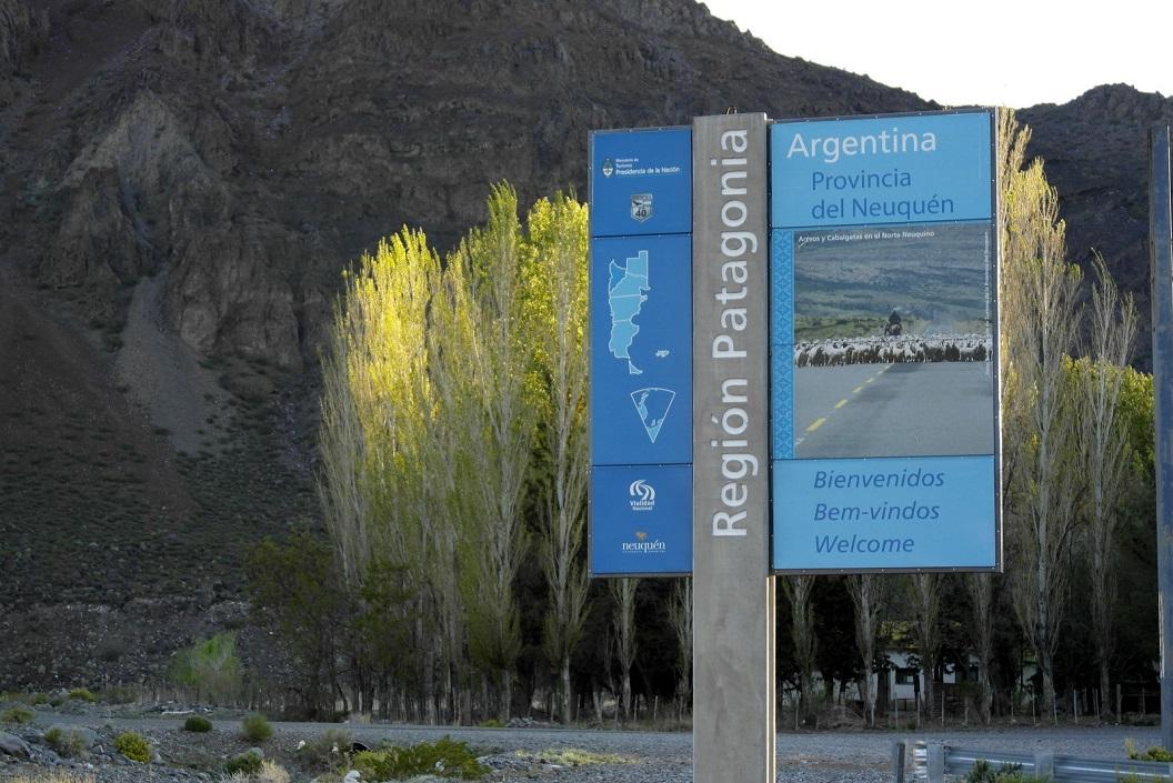 Welkom in Patagonia