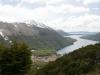 07 voor Ushuaia gaan we de bergen weer in