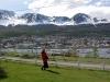 14 wandeling door de Enclosed Bay van Ushuaia
