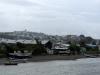 02 aankomst Chiloé, aanmeerplaats Chacao in beeld