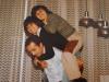 02 1980 samen spelen, voor vertrek en terugkeer van vader naar Chili