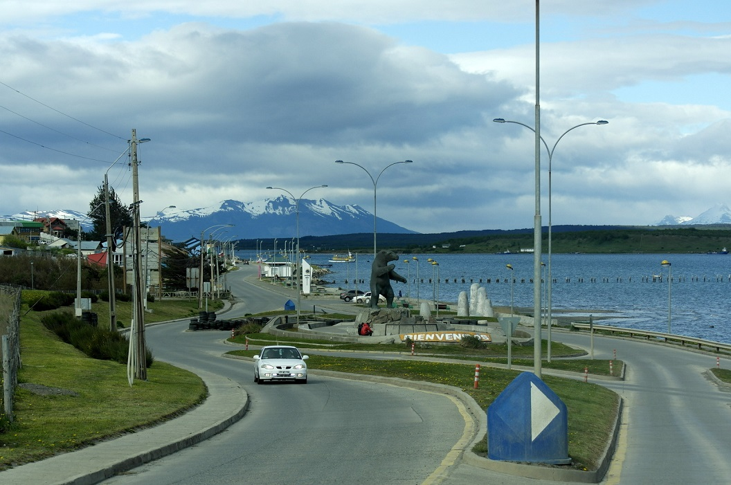 01 binnenkomst Puerto Natales