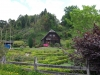 16 huis en tuin als een plaatje in Frutillar