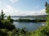 25 doorkijkje op het meer Lago Llanquihue