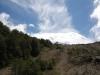 38 Volcan Osorno, topje helaas in de wolken