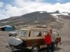 40 basisstation vanwaar de vulkaan o.a beklommen mag worden. Met name tijdens ski-seizoen een geliefde plek met kabelbaan naar de skipistes, nu gesloten.