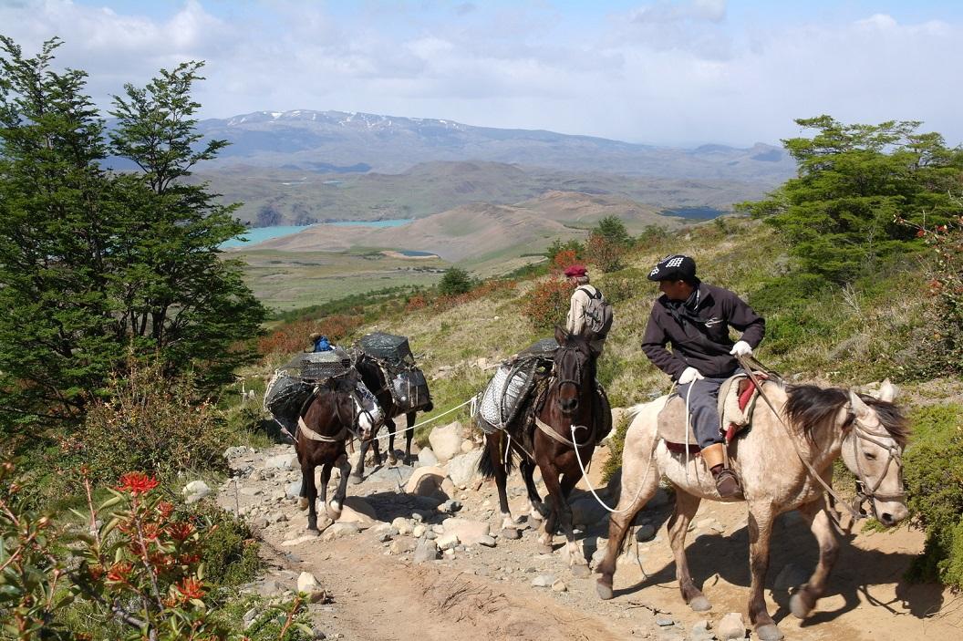 36 vervoer in de bergen