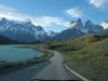 05 genieten  route langs het meer Lago Toro