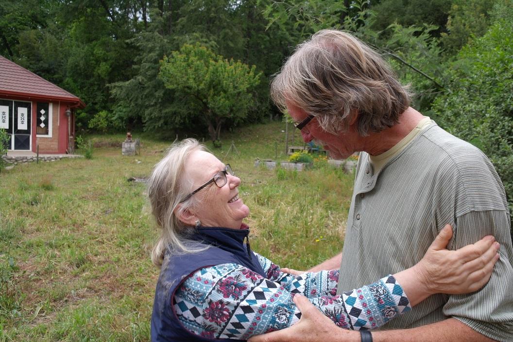49 afscheid van Anita Kok, vele goede wensen, Vaja con Dios !