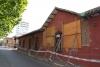 05 Museo O'Higgenaiano y Bellas Artes is gesloten, want ernstig beschadigd en aan vele kanten gestut