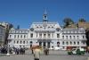 02 Armada de Chili, het voormalige bestuursgebouw Ex Intendencia uit 1910 is nu het hoofdkwartier van de Chileense Marine