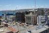 15 zicht op het plein Plaza Sotomayor.