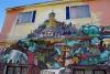 35  Nog een muurschildering