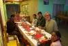 01 allerhartelijkste ontvangst (v.l.n.r.) Victor en Julia Huacani, Alvaro en Daniel - Wim - en Jessika een van de kinderen van Irpanani die er vandaag graag bij wilde zijn om ons te begroeten!
