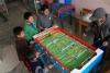 11 tafelvoetbal populair bij de jongens