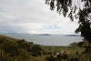 01 Lake Titicaca. In de Andes geloof is Titicaca de geboorteplaats van de zon.