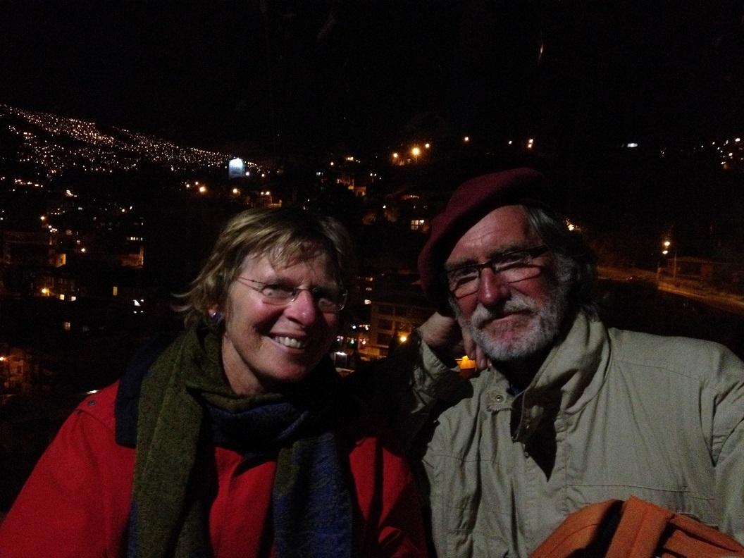 40 voor ons een belevenis en genieten van La Paz bij avond. In 2015 zijn er drie lijnen in gebruik en zes andere lijnen zijn nog gepland