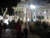 02 samen met Julia en Elvero even poseren op Plaza Pedro D.Murillo, snel zet Julia haar hoedje op mijn hoofd, ... het past ...