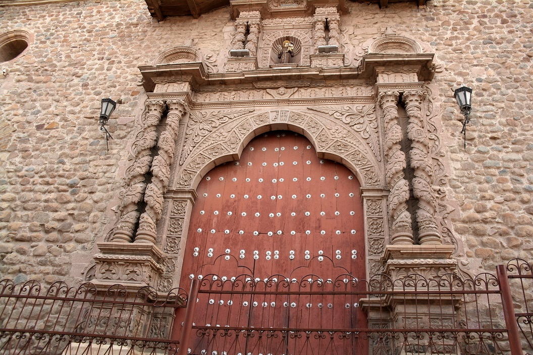 35 Museo y Mirador San Francisco of Potosi, Convent and Temple