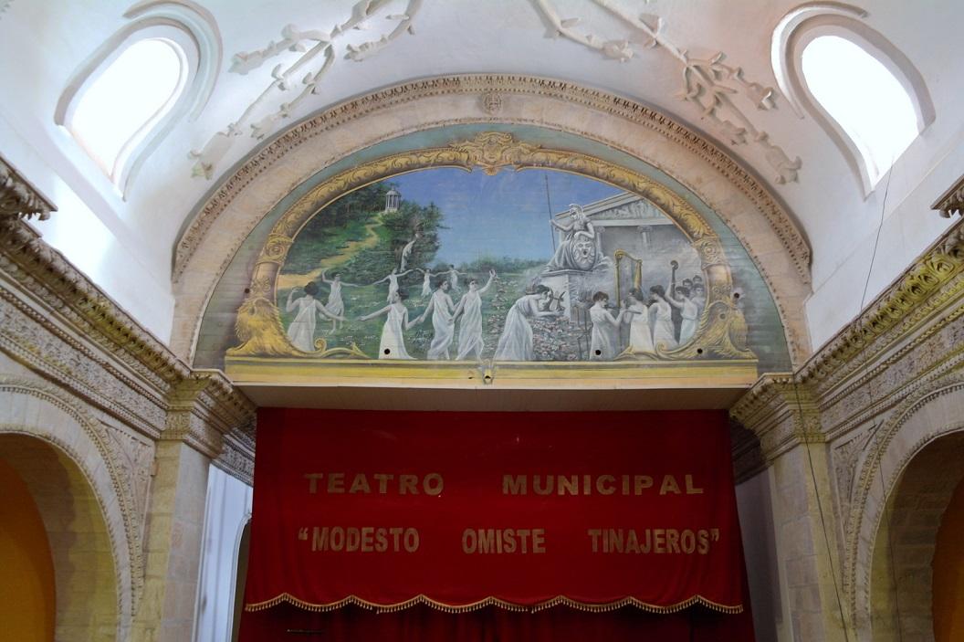 38 voorheen was het Teatro Municipal een kerk