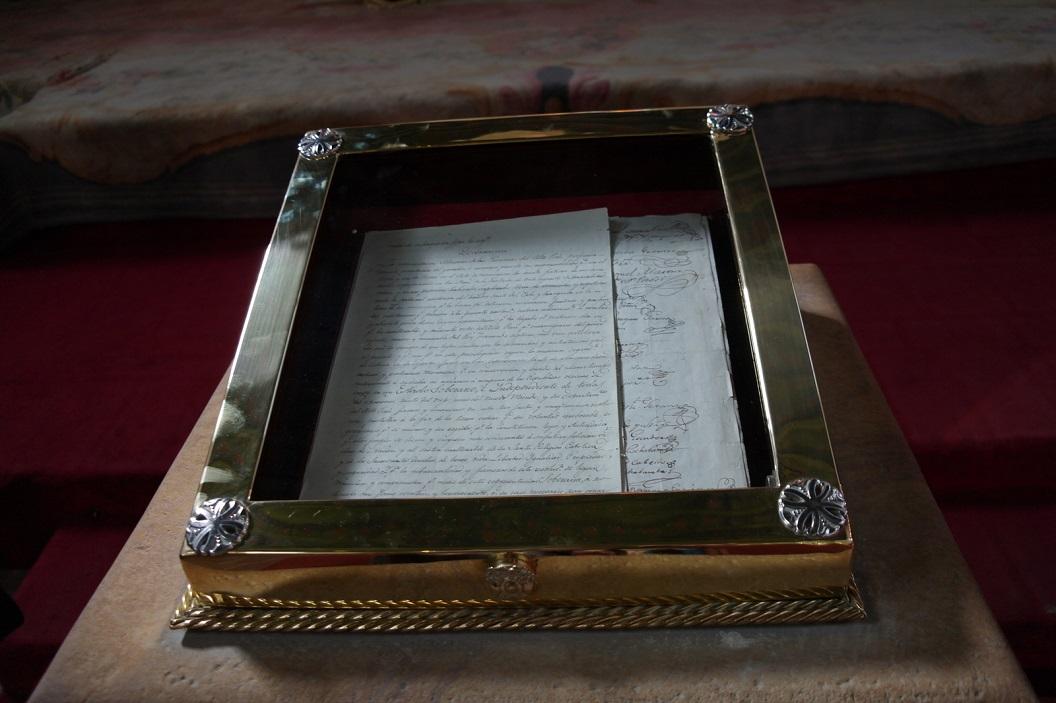 15 getekende grondwet van Bolivia (6 augustus 1825)