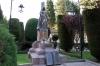 20 herdenkingsbeeld in the Main Cemetery