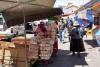 16 marktstalletjes rondom Mercado Antofagasta, Uyuni