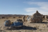 31 bij Llica zoutsculptuur Dakar - Llica 2015 In 2016 zal de route Parijs - Dakar dezelfde zijn, een rit dwars door Salar de Uyuni van de ene - naar de andere zijde !