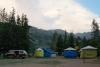 09 we kunnen overnachten binnen een Ecologisch Park, een park dat 's nacht voor verder publiek wordt afgesloten, op ca 35 km afstand van Municipalidad Provincial De Abancay
