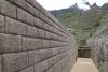 20 de meeste bouwwerken zijn vervaardigd uit granietblokken die perfect op elkaar passen zonder dat voegwerk gebruikt is