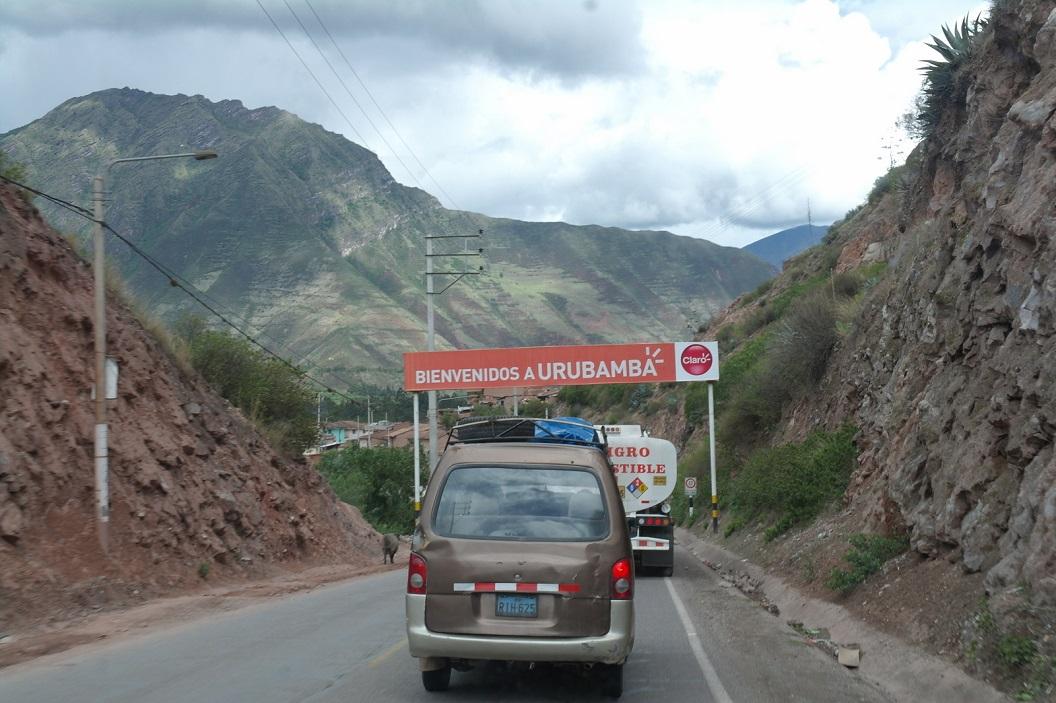 03 Beinvenidos a Urubamba - Welkom in Urubamba