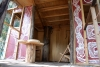 12 boomhut gemaakt door een Nederlandse vrijwilliger die een aantal maanden heeft mee gewerkt in het centrum Ninos del Sol
