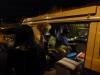 26 Marco en zijn vriendje willen graag even in ons busje kijken als we op terugweg zijn naar hun bovenwoninkje van Ninos del Sol