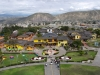 60 uitzicht vanaf de toren Middle of the Word City Ecuador's tourism icon