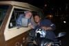 06 in Medellin ontmoeten we Esteban, die ons helpt bij onze zoektocht ons gastankje te vullen. Hij studeert Engels en wil naar Canada gaan, voor de toekomst van zijn 2 dochtertjes