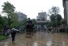 26 Het sculpturenpark met 23 meester kunstwerken van Botero. Botero heeft al zijn kunstwerken geschonken aan de gemeenschap van Cultuur