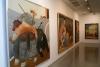 34 als 12 jarige jongen ging Fernando Botero onder begeleiding van zijn oom naar de opleiding tot stierenvechter. Daar zag hij al snel van af maar inspireerde tot zijn eerste tekeningen