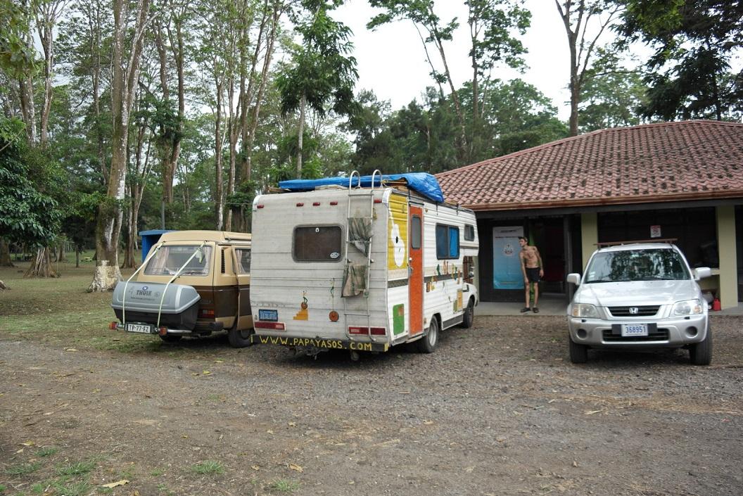 19 aankomst in Parque del Este waar men III ENAC 2016 organiseert-Encuentro Nacional Arte y Circo Costa RicaSAM_4697