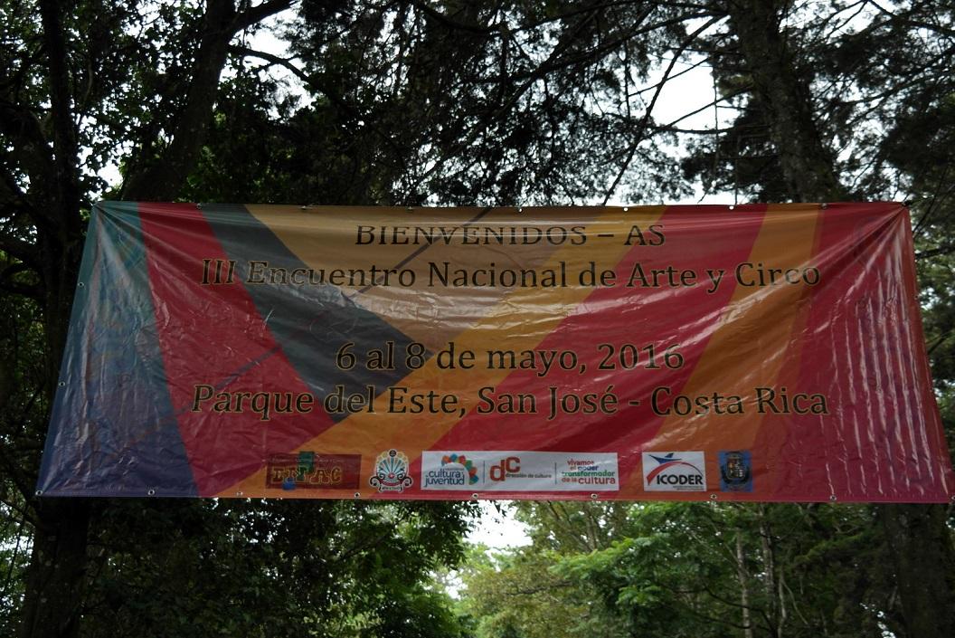 21 Welkom - Encuentro Nacional Arte y Circo Costa Rica - 6 - 8 mei 2016 SAM_4702