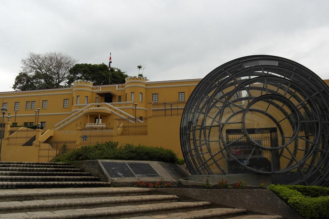 22 zicht op Plaza de la Democracia , voor het museum SAM_4809