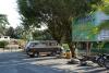 12 Cano Blanco, Puerto Ecologico waar we onze bus parkerenen en er vannacht in slapen. Morgen naar Parismina is alleen per boot te bereiken SAM_5060