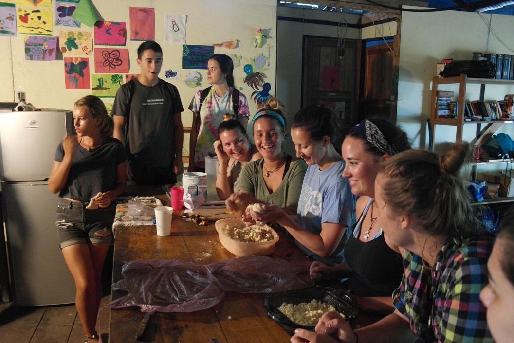 31 kookles Empanada's maken, SAM_5244