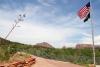 01 Rijden door en in omgeving van Sedona, Red Rock Secred Mountain, Wilderness Area (AZ) SAM_5859