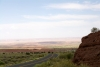 13 Antelope Prairie, op weg naar Wupatki Pueblo, Wupatki National Monument (AZ) SAM_6027