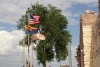 24 Arizona Flag - American 37 Stars - Navajo Flag SAM_6146
