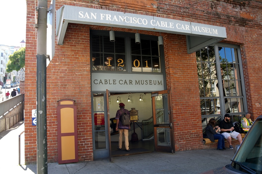 19 bezoek aan San Francisco Cable Car Museum SAM_7780