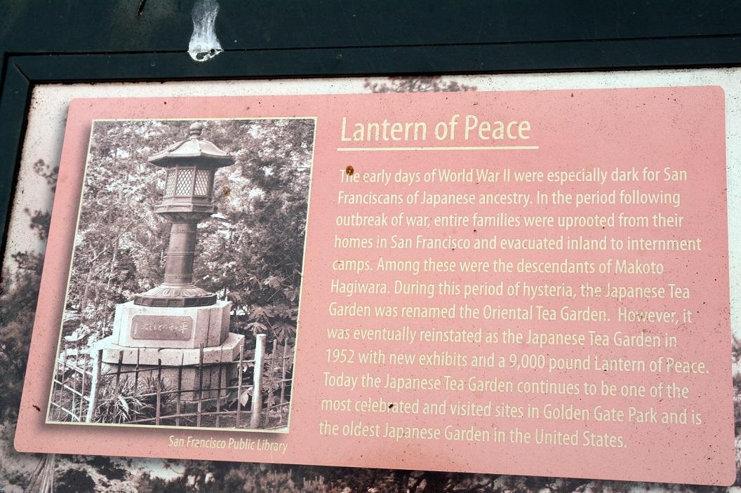 29 Lantaarn van Vrede - in de Japanese Tea Garden SAM_7944