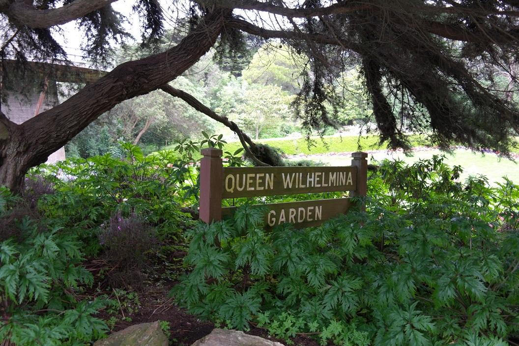 34 entree Dutch Windmill & Queen Wilhelmina Tulip Garden in Golden Gate Park - San Francisco CA SAM_7973